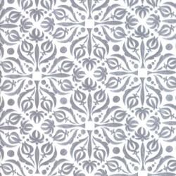 FANCY MEDALLINO - LILY WHITE