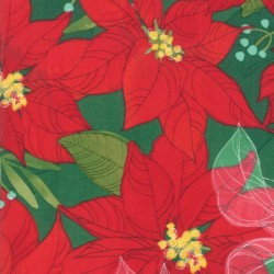 POINSETTIAS -  PINE