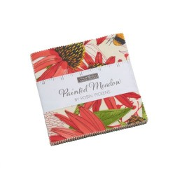 Coneflower Paisley - PASSION