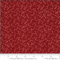 Whirly Flower - RED