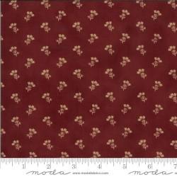 Thistle Bloom - DARK RED