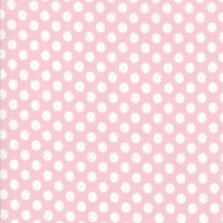 WHITEWASHED DOTS - PINKBERRY
