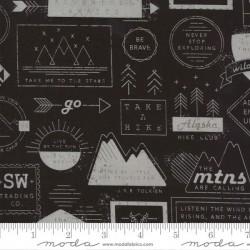 Mountain Badge - SOOT