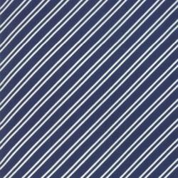 Tie Stripe - MIDNIGHT