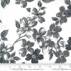 Full Bloom - WHITE - GREY