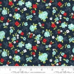 Little Floral - NAVY