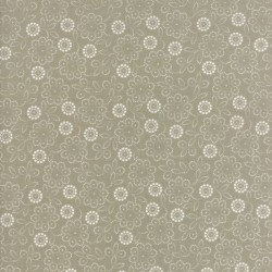 DOT FLOWER - TAUPE