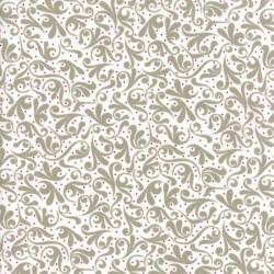 SWIRL - WHITE/TAUPE