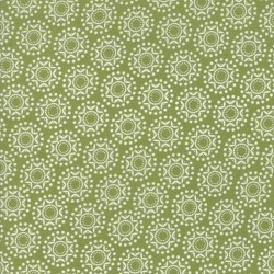Snowflakes - GREEN