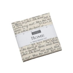 "Home - Charm Packs  (5""x5""x42)"