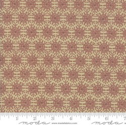 Snowflakes - FAWN/BERRY