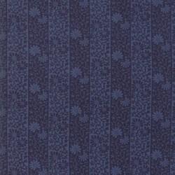 Stripe Twill - INDIGO