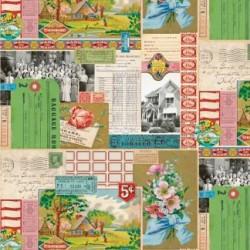 Ephemera Collage Digital - MULTI