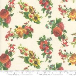 Floral Digital - PARCHMENT