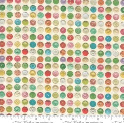 Bakelite Buttons Digital - PARCHMENT