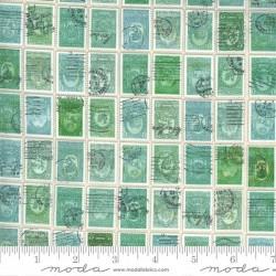 Stamps - AQUA