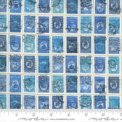 Stamps - BLUE