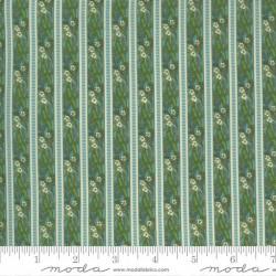 Hand Made Stripes - AQUA