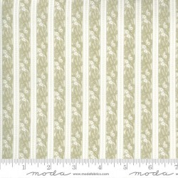 Hand Made Stripes - PARCHMENT