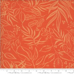 "Leaf it to me Knit Prints 60"" -  CLEMENTINE"