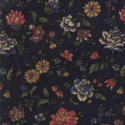Blooming Bright - NAVY