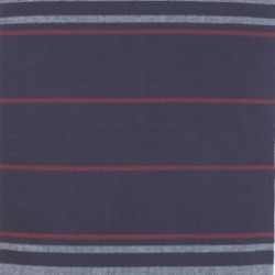 "18"" Cotton Tea Towelling Stripe - DEEP"