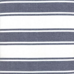 "60"" Cotton Towelling Stripe - DEEP"