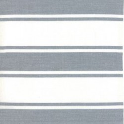 "60"" Cotton Towelling Stripe - ROCKS"