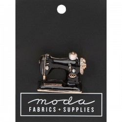 Moda Jewellery - Brooch-SEWING MACHINE