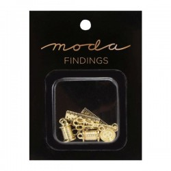 Moda Jewellery - Charm Pack-GOLD