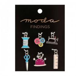 Moda Jewellery - Charm Pack-ENAMEL