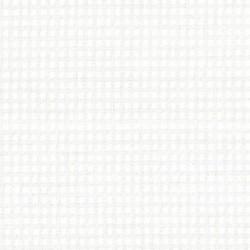 Muslin Mates Basics- CHECK WHITE