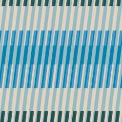 Fruity Stripes - BRIGHT BLUE