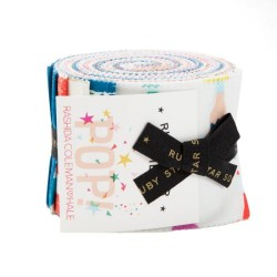 POP & ZIP JUNIOR JELLY ROLL