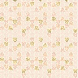 Moon Hills - PALE PEACH METALLIC
