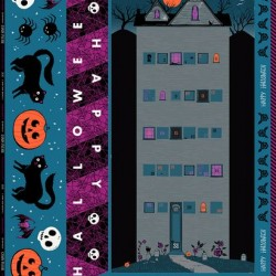 Halloween packaged Panel