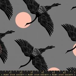 Egrets - SLATE GRAY