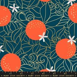 Orange Blossoms - PEACOCK