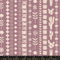 Garden Rows - LILAC
