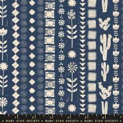 Garden Rows - BLUEBELL