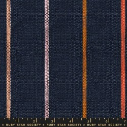 Chore Coat Stripe - NAVY