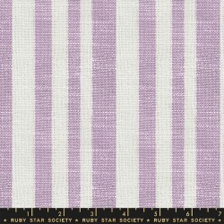 Woven Texture Stripe - LUPINE