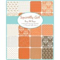 Bunny Hill Designs - SQUIRRELLY GIRL