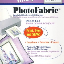"Photo Fabric Paper - SILK - 8.5""x11""- (5x)"