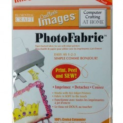 Photo Fabric Paper - TWILL