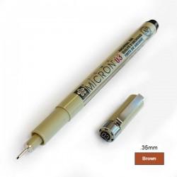 Pigma Pen 03 (.35mm) - BROWN