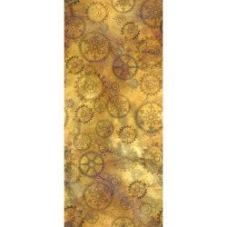 Gears - ANTIQUE GOLD
