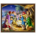 Quilting Treasures - THE NATIVITY