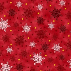 Snowflake - RED