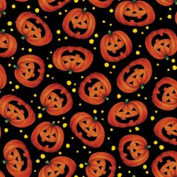 Pumpkin Toss - BLACK